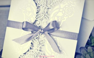 La importancia de la invitación de boda