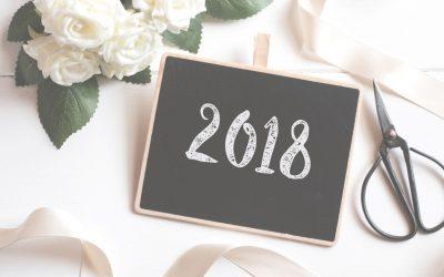 Tendencias de boda en este 2018