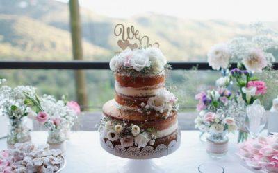 Las tartas más originales para tu boda¿Cuál elegir?