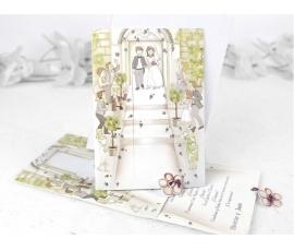 Invitación recién casados