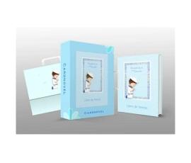Libro de Firmas y Fotos con Maletín a Juego