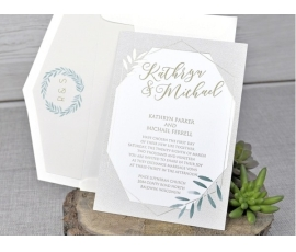 Invitación de boda ideal