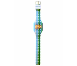 Reloj LED silicona niño