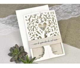 Invitaciones de bodas Envo gratuito Bodastylecom