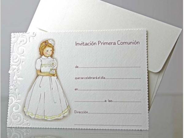 Invitación de comunión