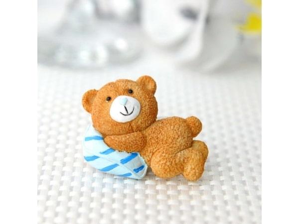 Iman oso azul