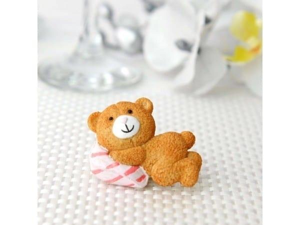 Iman oso rosa