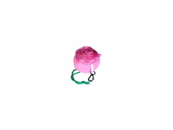 Bolsas plegables forma de rosa