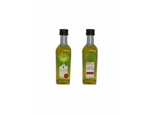Botella aceite de oliva 60 ml