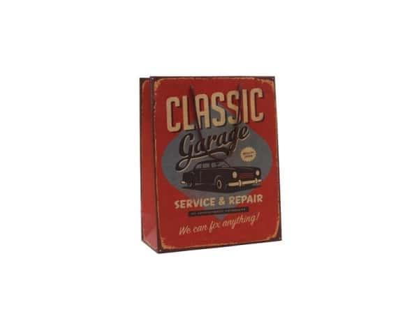 Bolsa de regalo Classic Garage