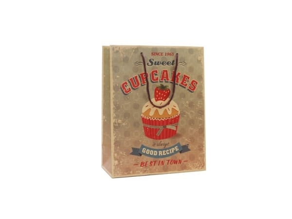 Bolsa de regalo Cupcake