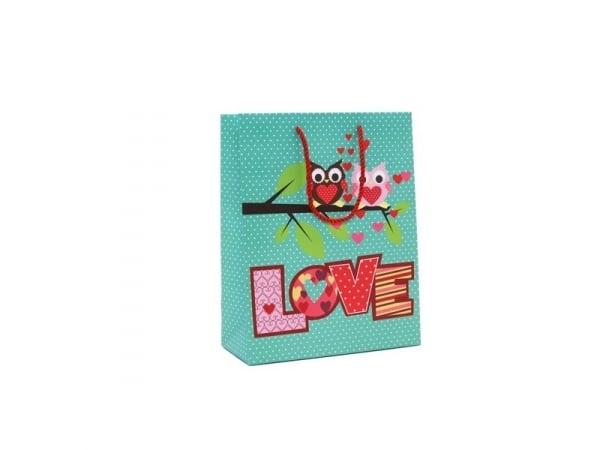 Bolsa de regalo Love Owl