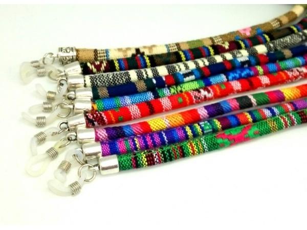 Cordón para gafas étnico