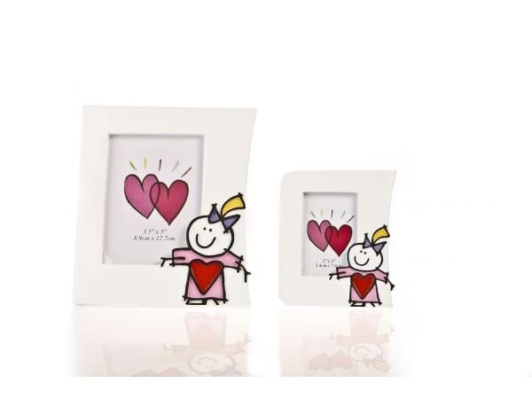 Portafotos toy corazón L