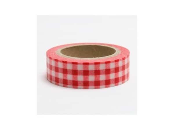 Washi tape CUADROS