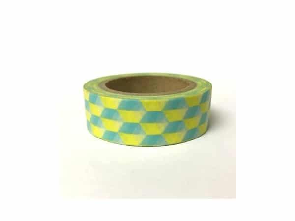 Washi tape ROMBO