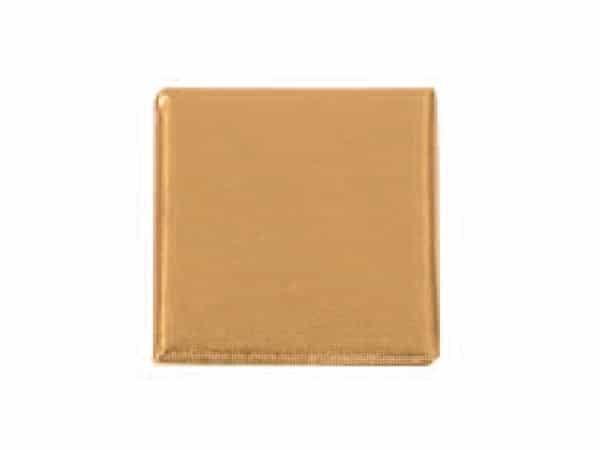 Chocolatinas chocolate con leche en papel dorado 150 ud