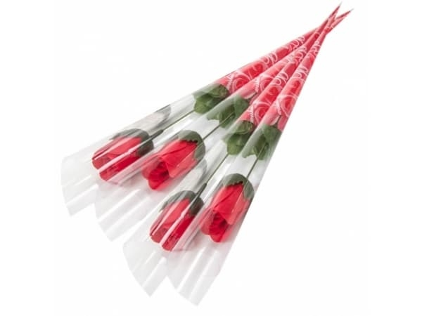 Detalle de boda flores aromáticas