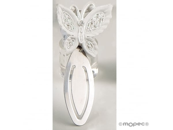 Punto libro mariposa 8,5cm+ caja regalo