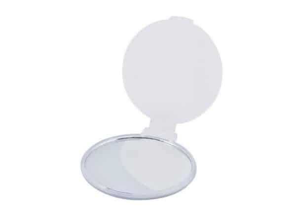Espejito plegable blanco