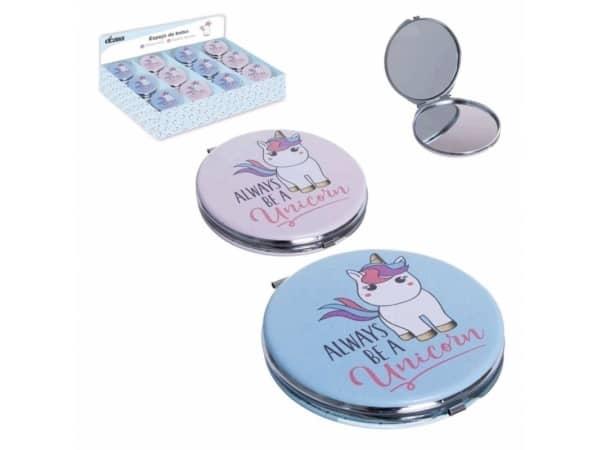 Espejo unicornio