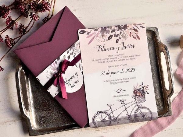 invitacion vintage 39812