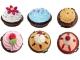 Detalle de boda brillo labial cupcake