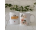 Taza cerámica Pit & Pita + caja regalo