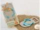 Detalle de boda abridor botella zapatilla