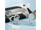 Detalle de boda llave plata abridor en caja regalo