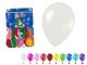 Bolsa de 100 globos para decoraciones