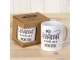 Taza cerámica Mi Mamá Mola en caja regalo