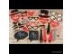 Set de postizos ALLEGRIA para foto - 33 piezas