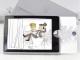 Invitación de boda iPad