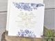 Invitación de boda boarding pass