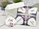 Invitación de boda comecocos mariposa